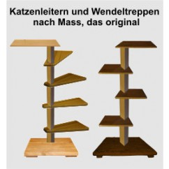 katzenleiter katzenleiter katzenwendeltreppen by rankdesigns. Black Bedroom Furniture Sets. Home Design Ideas